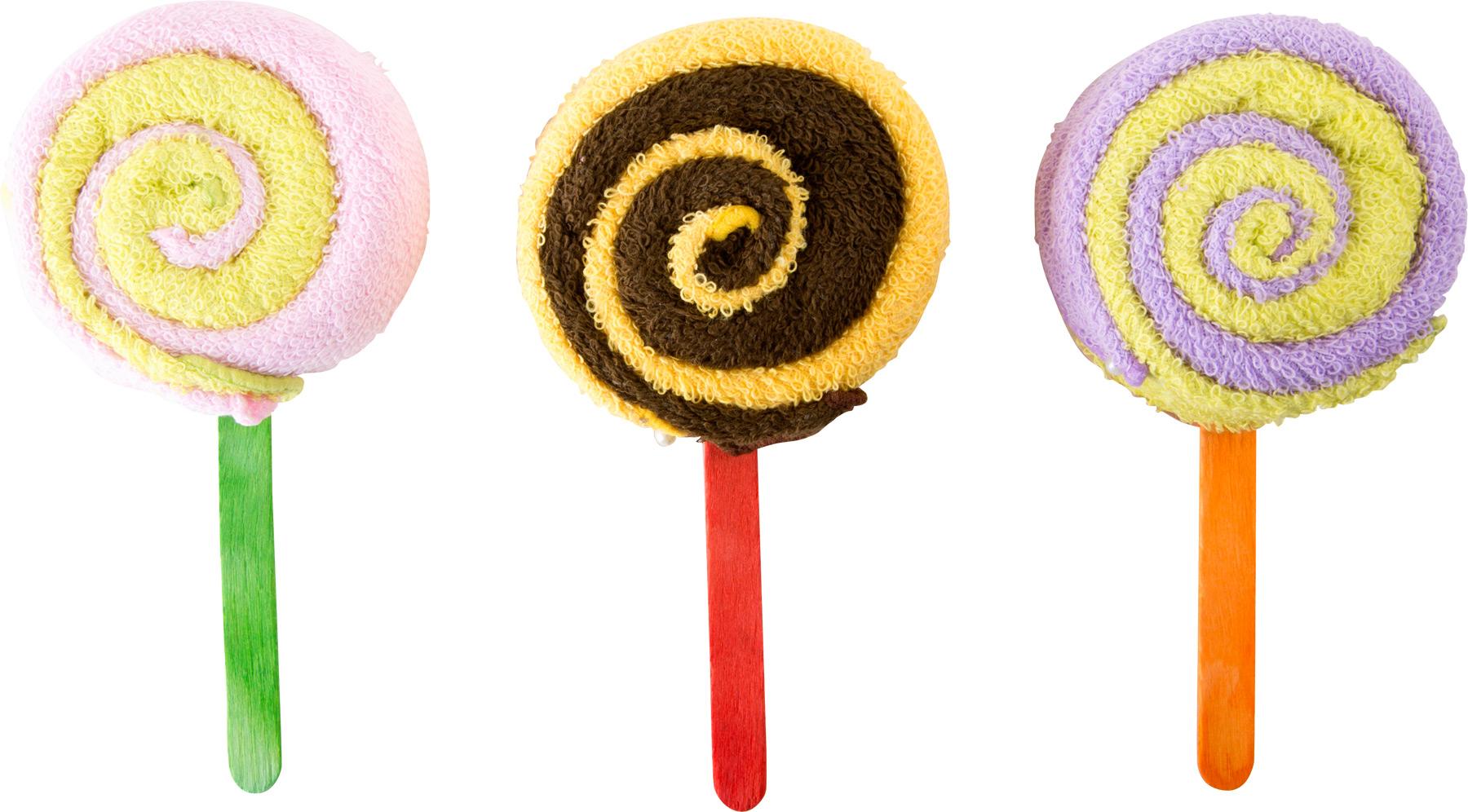Asciugamano «Lollipop»