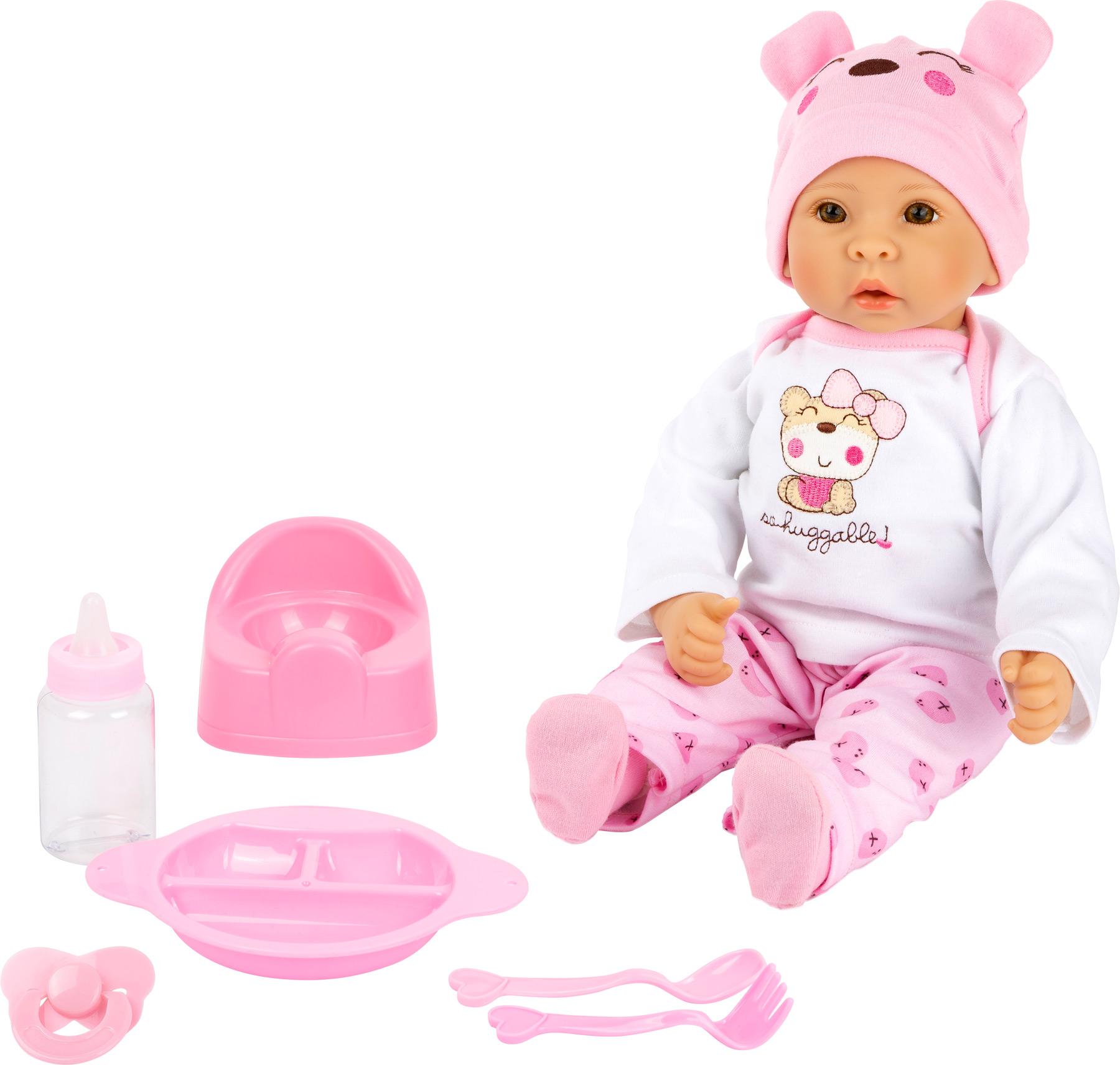 Bambola bebè Marie, con accessori