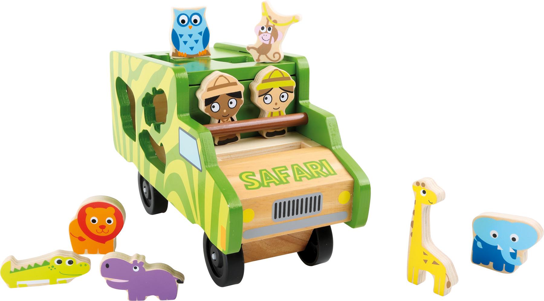 Bus ad incastro Safari