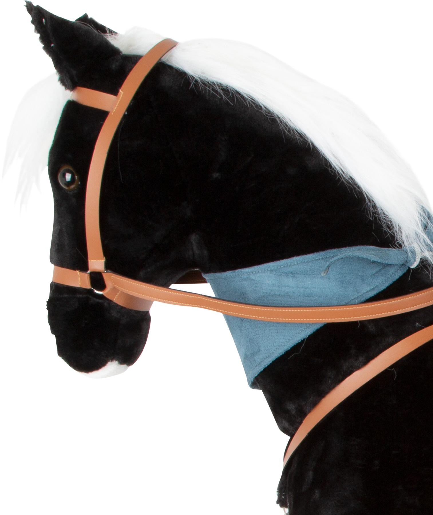 Cavallo XL con suono, nero