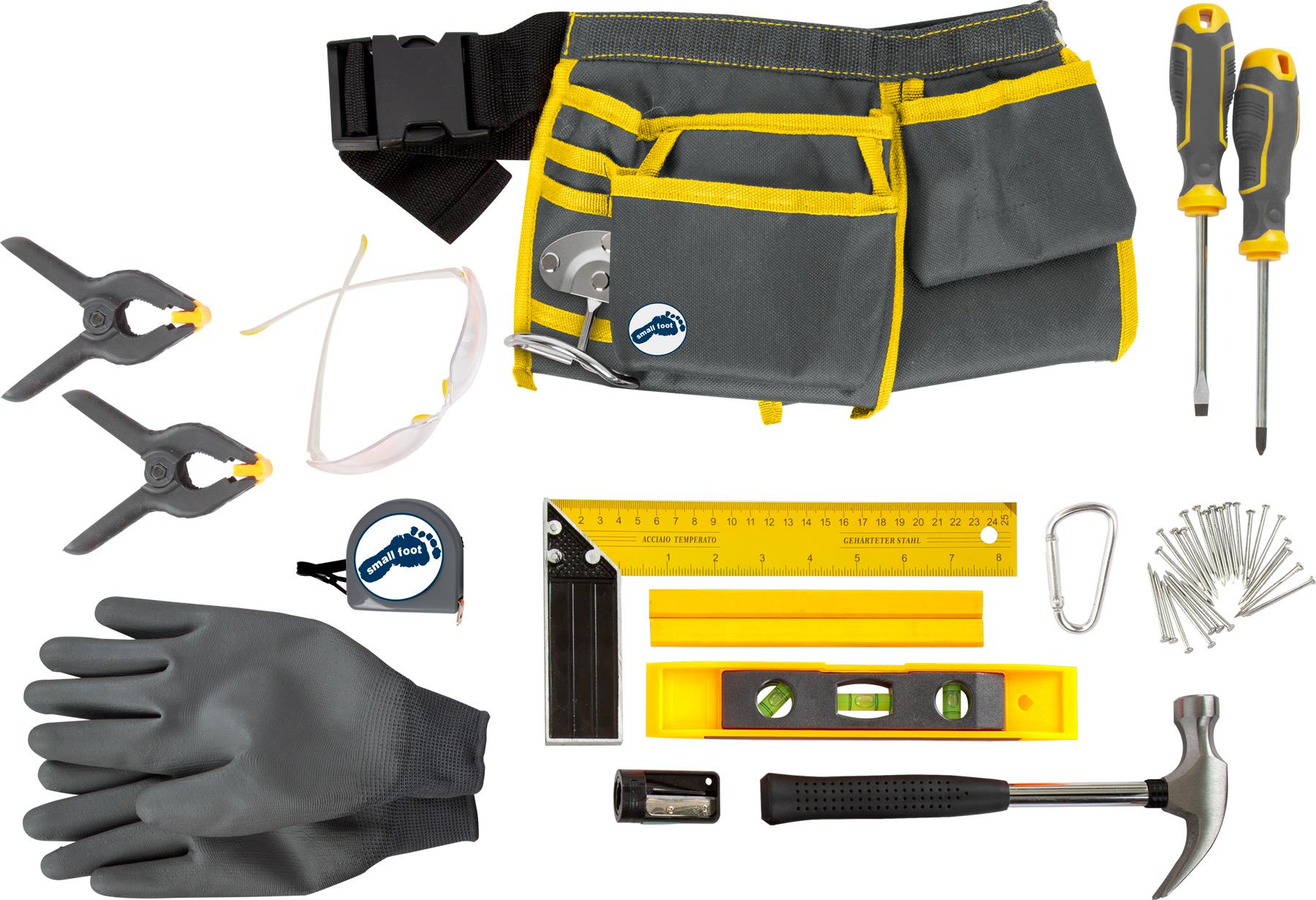 Cintura per utensili Professionale XL con utensili