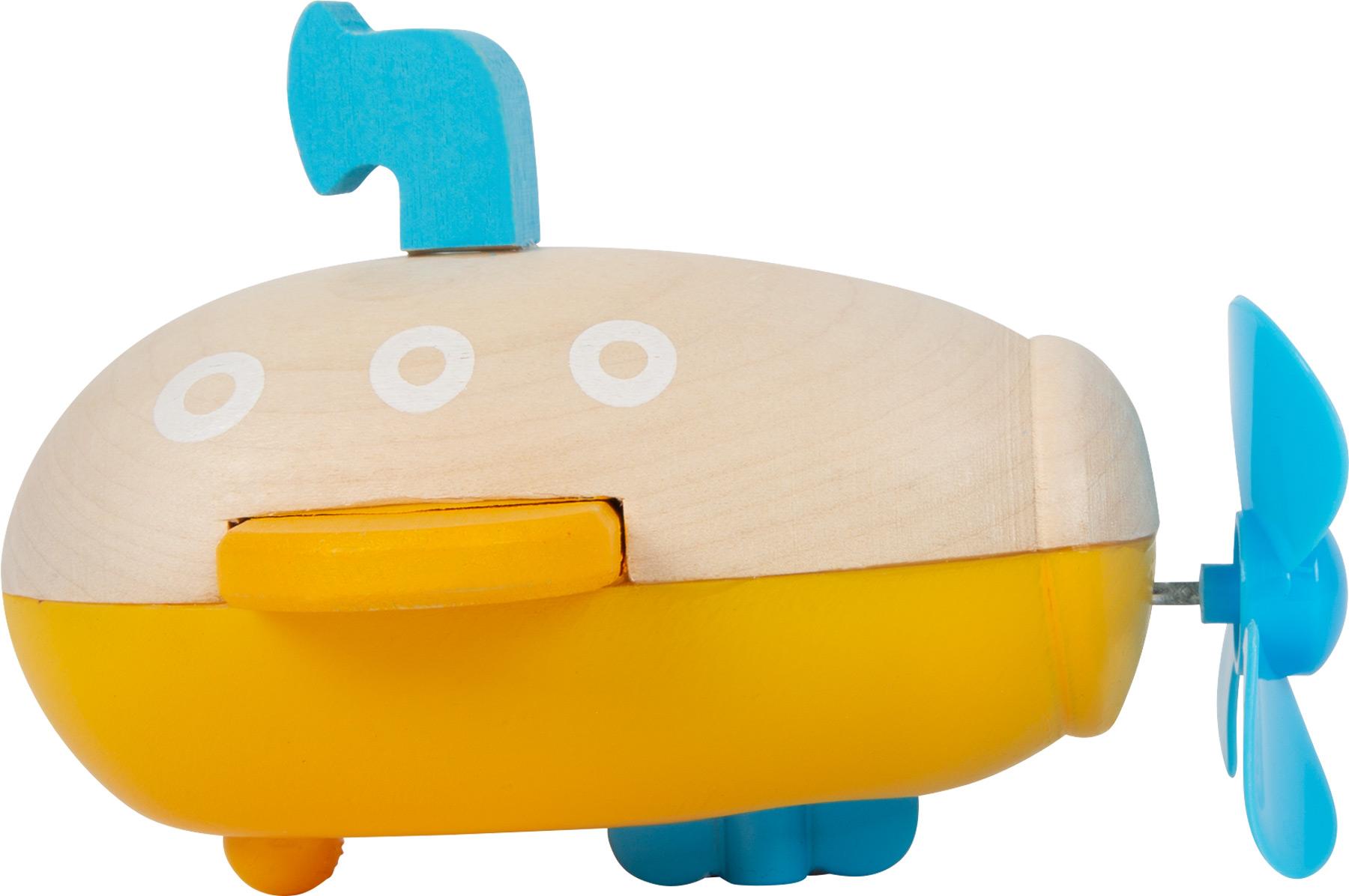Gioco acquatico Sottomarino con carica